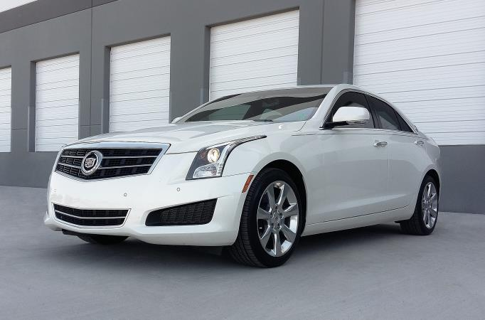 CADILLAC ATS 2.0T LUXURY AWD
