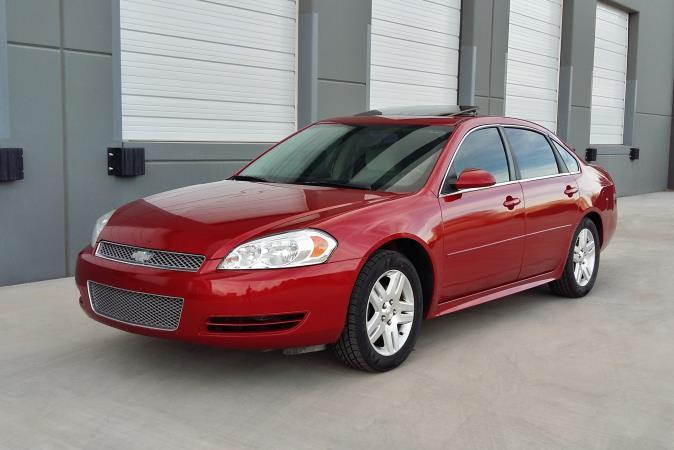 CHEVROLET IMPALA LIMITED LT