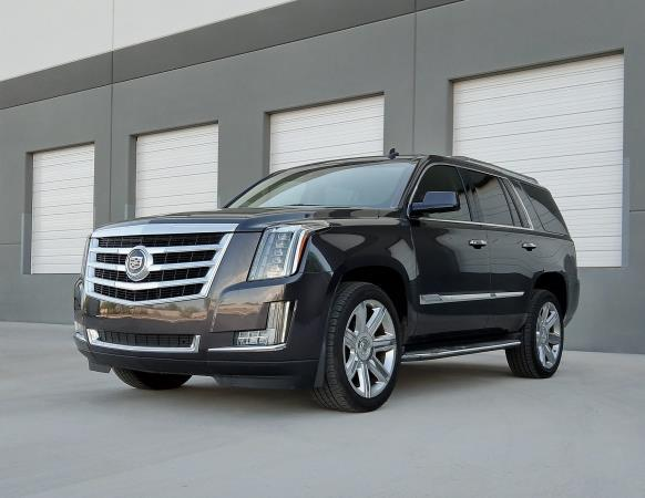 CADILLAC ESCALADE LUXURY 4WD LUXURY