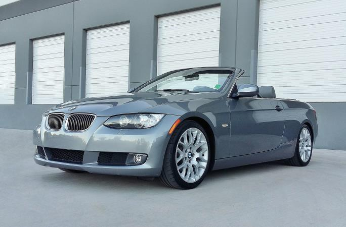 BMW 3 SERIES 328I CONVERTIBLE