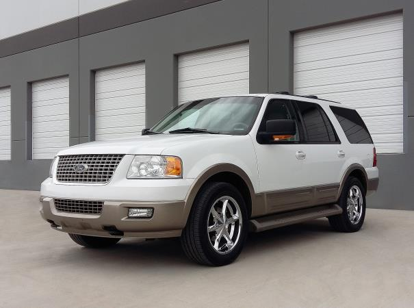 FORD EXPEDITION EDDIE BAUER 4WD