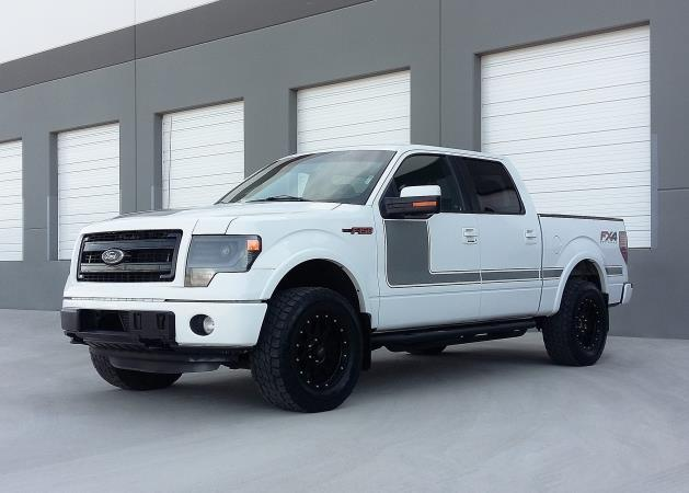 FORD F-150 FX4 ECOBOOST 4X4