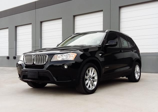 BMW X3 XDRIVE28I AWD