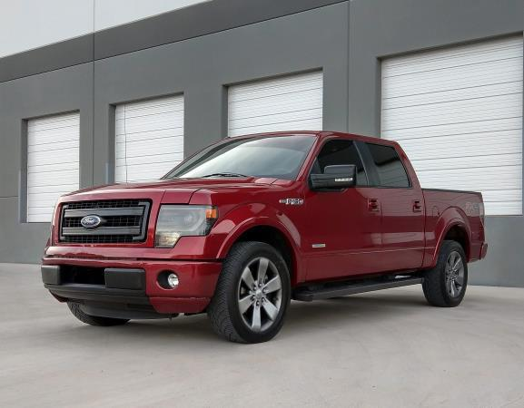 FORD F-150 FX2 SPORT ECOBOOST