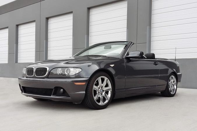 BMW 3 SERIES 325CI CONVERTIBLE
