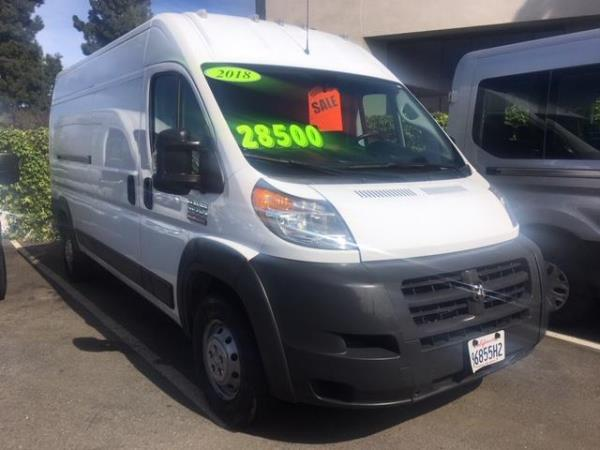 RAM PROMASTER 2500 HIGH ROOF EXT HIGH ROOF 159WB