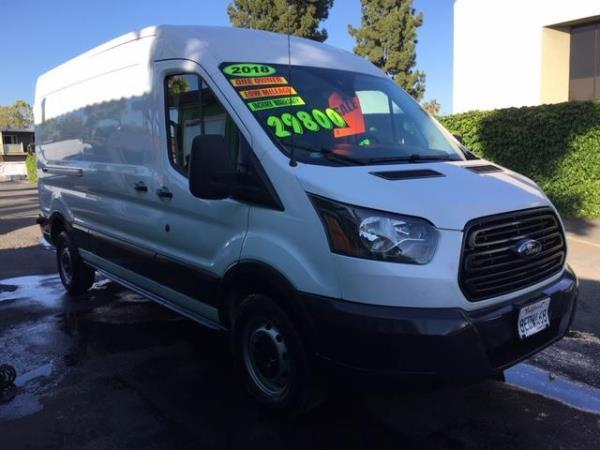 FORD TRANSIT T250 MEDIUM ROOF EXTENDE BASE