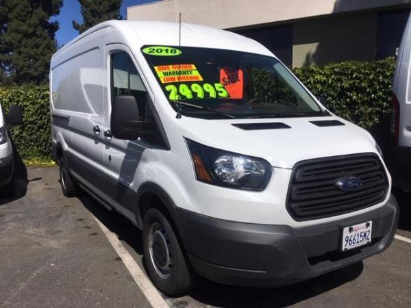 FORD TRANSIT T150 EXTENDED CARGO VAN BASE