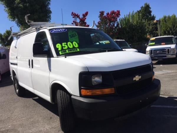CHEVROLET EXPRESS G2500 WORK VAN