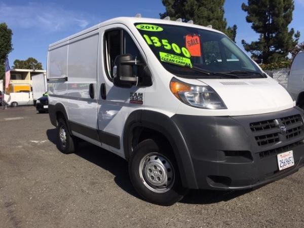 RAM PROMASTER 1500 LOW ROOF 118WB