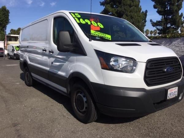 FORD TRANSIT VAN T150 BASE