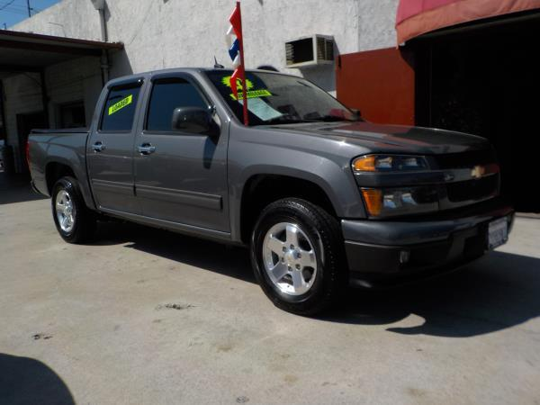 CHEVROLET COLORADO CREW 1LT