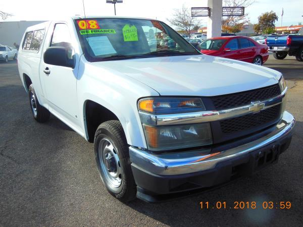 CHEVROLET COLORADO WORK TRUCK