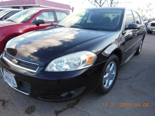 CHEVROLET IMPALA LT (FLEET)