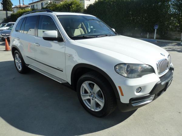 BMW X5 XDRIVE48I