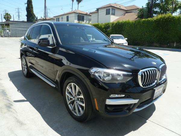 BMW X3 SDRIVE30I