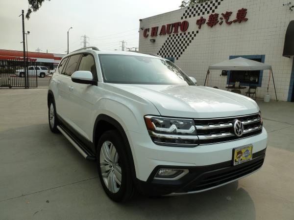 VOLKSWAGEN ATLAS SEL 4MOTION