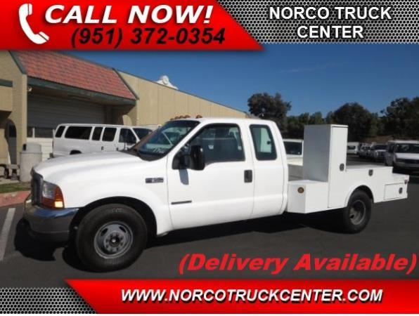 FORD F350 DSL