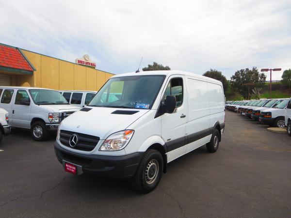 MERCEDES-BENZ SPRINTER 2500 DSL BASE