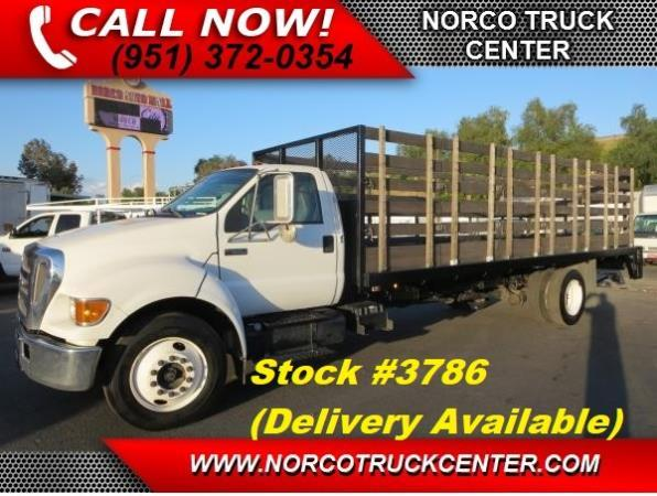 FORD F650 DSL