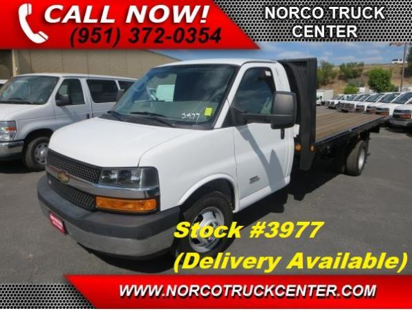 CHEVROLET EXPRESS 4500 BASE 177 IN. WB