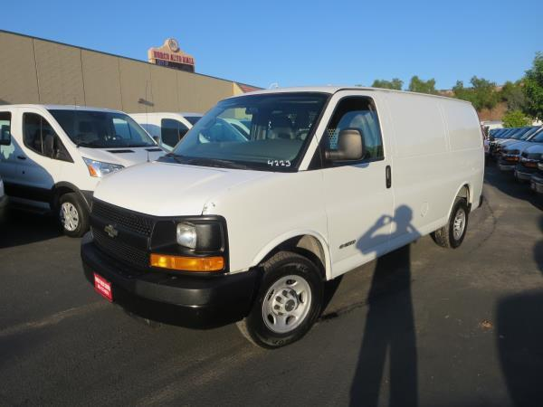 CHEVROLET EXPRESS 2500 BASE