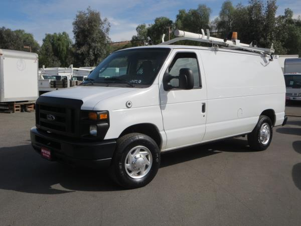 FORD E250 NATURAL GAS XL