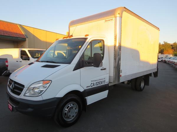 MERCEDES-BENZ SPRINTER 3500 BASE