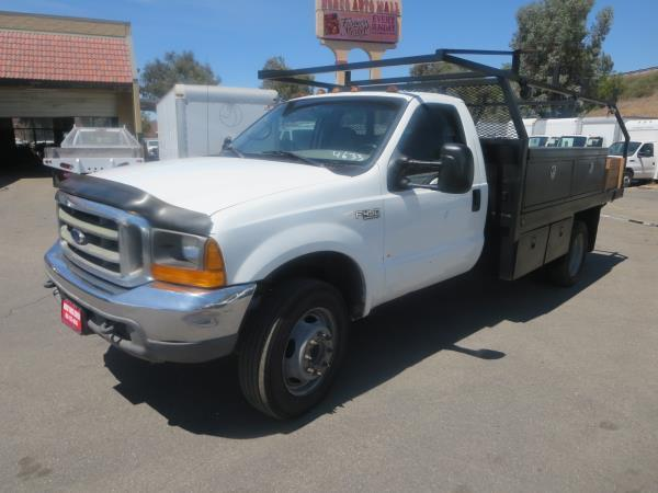 FORD F450 DSL BASE