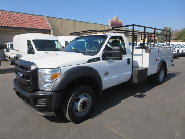 FORD F450 DSL XL