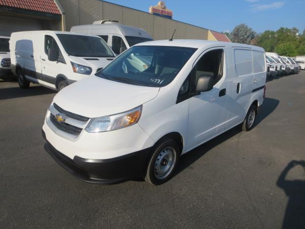 CHEVROLET CITY EXPRESS LS