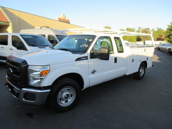 FORD F250  DSL XL