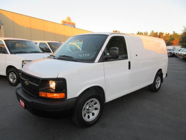 CHEVROLET G1500 WORK VAN