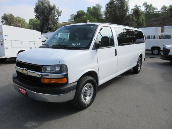 CHEVROLET EXPRESS 3500 LS