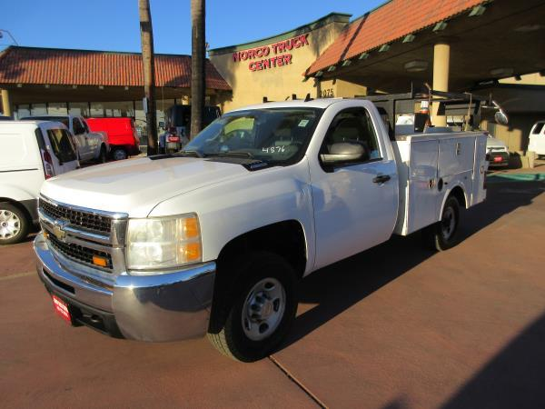 CHEVROLET C2500  DSL WORK TRUCK