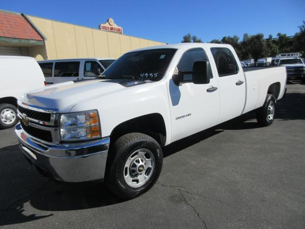 CHEVROLET C2500  DSL 4X4 WORK TRUCK