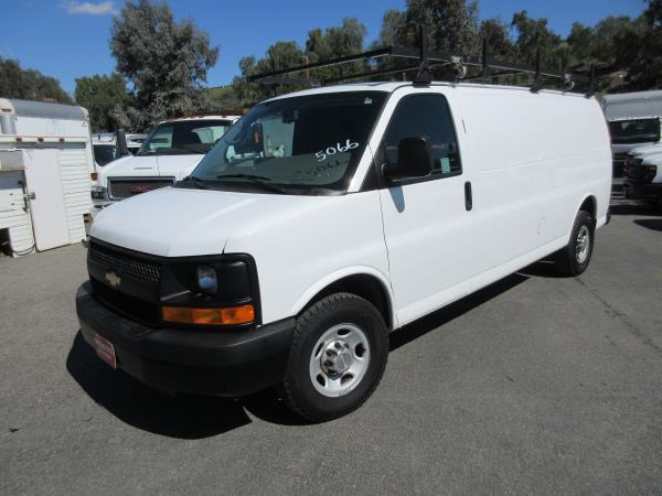 CHEVROLET G3500 WORK VAN