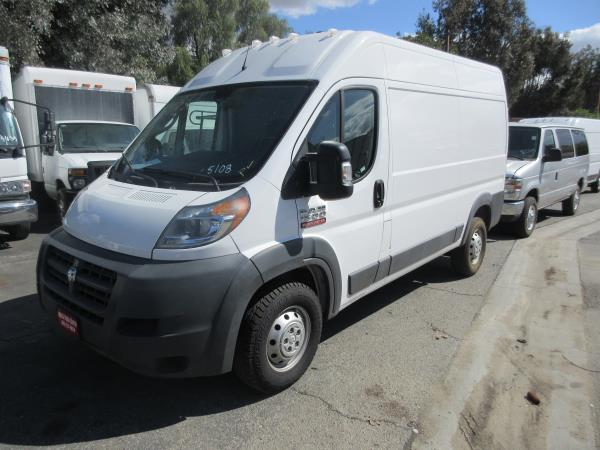 RAM PROMASTER 1500 HIGH ROOF 136WB