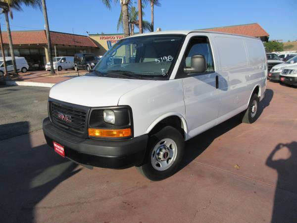 GMC G2500 SAVANA BASE