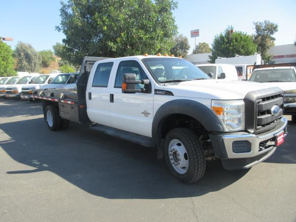 FORD F550 DSL