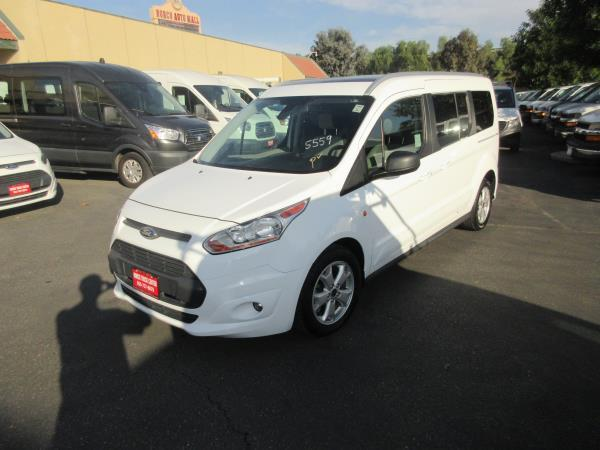 FORD TRANSIT CONNECT XLT