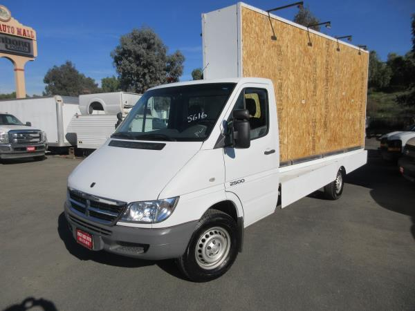 DODGE SPRINTER 2500 DSL BASE