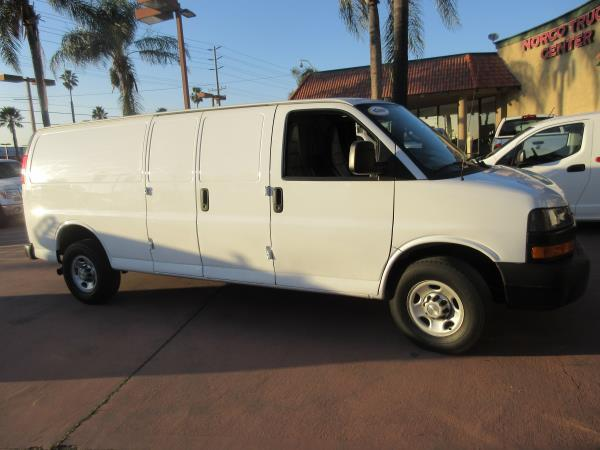 CHEVROLET G2500 EXT WORK VAN