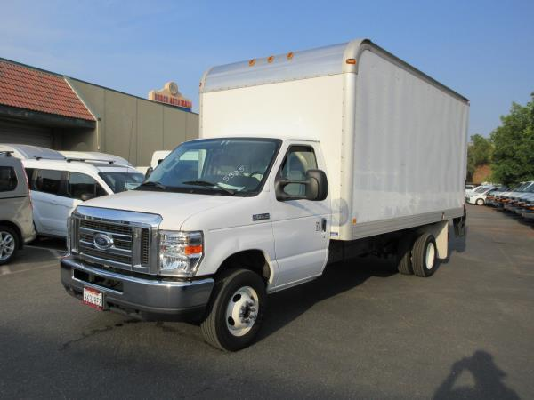 FORD E450 SUPER DUTY BASE