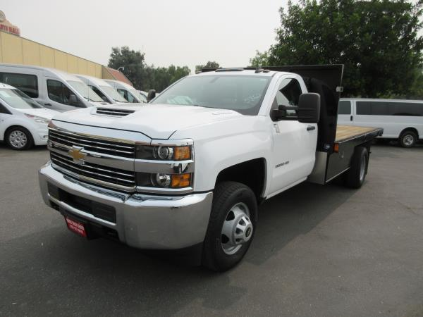 CHEVROLET C3500 HD DSL WORK TRUCK