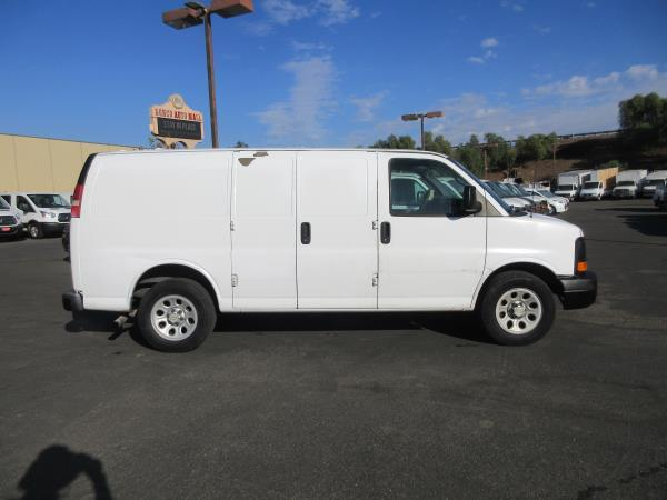 CHEVROLET EXPRESS G1500 WORK VAN