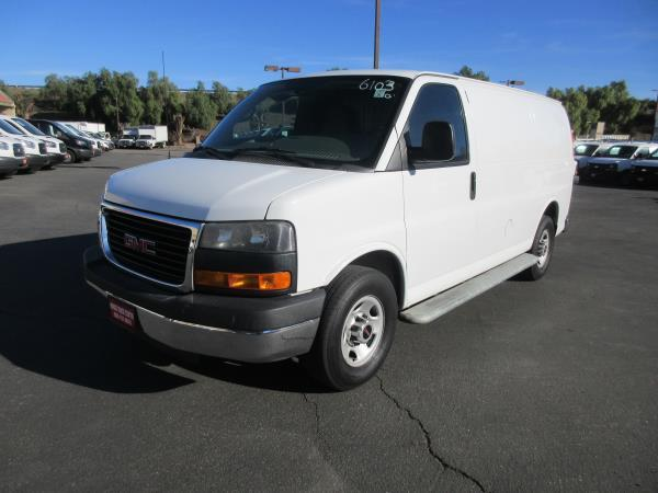 GMC SAVANA 2500 BASE