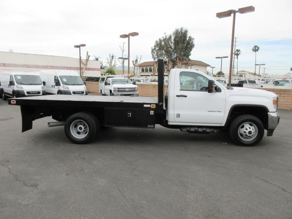 GMC C3500 DSL 4X4 FLEET/BASE