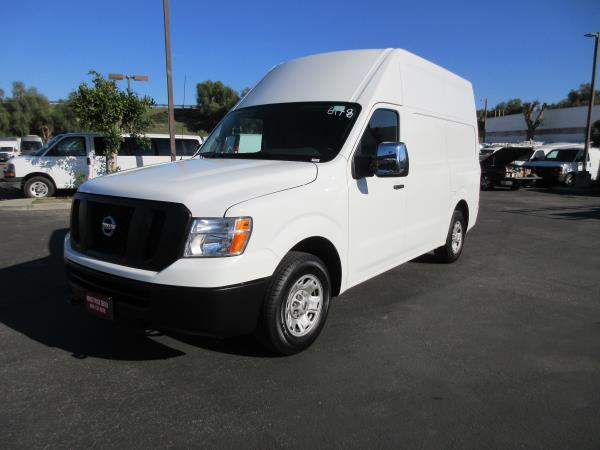 NISSAN NV2500HD S