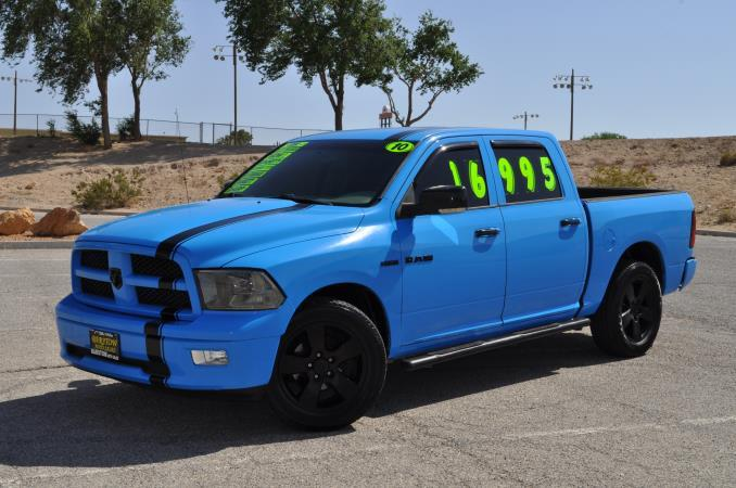 DODGE RAM PICKUP SLT